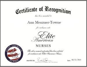 Ann Menzner-Towne