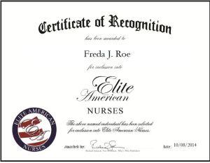 Freda Roe