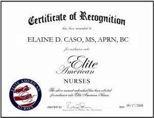 Elaine Caso