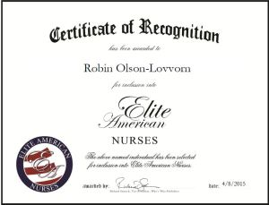 Robin Olson-Lovvorn