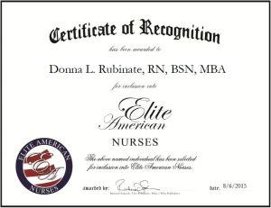 Donna L. Rubinate